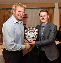 Reserve League Player of the Year - Alex Green