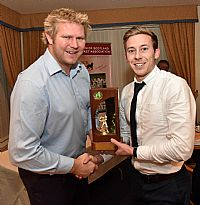 Senior League Player of the Year - Dan's the man!