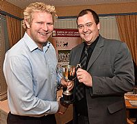 Andy Ballantyne - Wicketkeeper of the Year