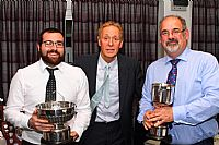 Forres CC - Senior League & T20 Trophies